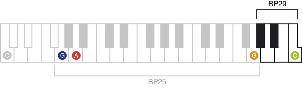 Key Illustration BP29
