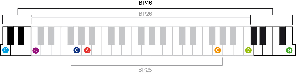 Key Illustration BP461